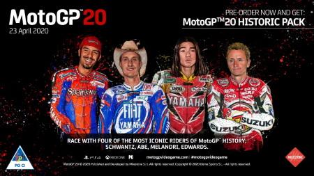 MotoGp 20 DLC