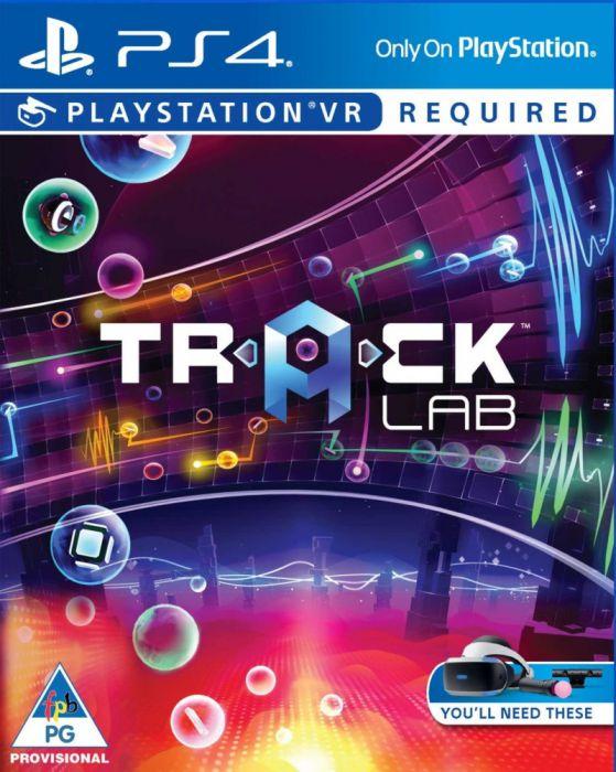 PS4 TRACK LAB PSVR