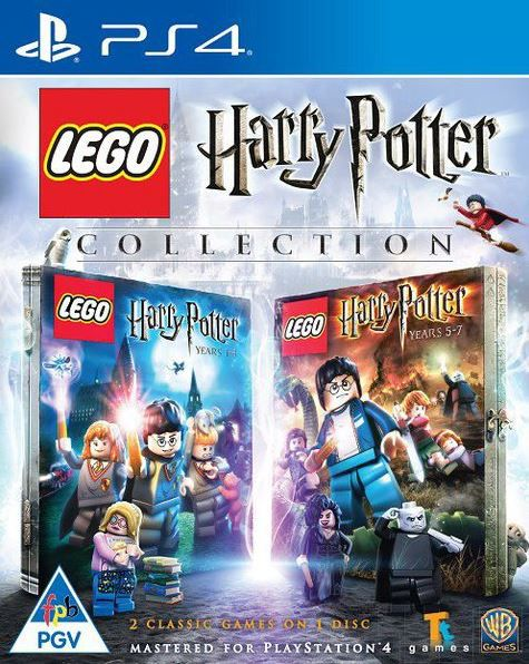 PS4 LEGO HARRY POTTER YEARS 1-7