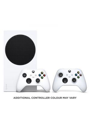 Xbox Series S 512GB Digital Console + Wireless Controller