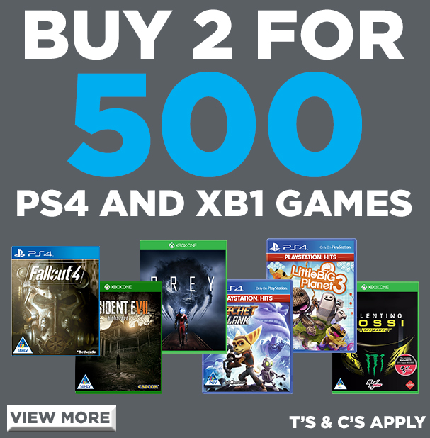 BT Games | South Africa's Favourite Gaming Store